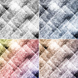 Backgrounds with squares Stock Photos