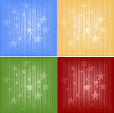 Backgrounds with stars Stock Photo