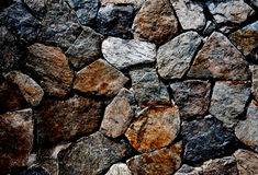 Backgrounds of stone wall Stock Images