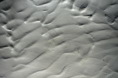 Backgrounds of textured sand Royalty Free Stock Images