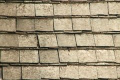 Backgrounds and textures. Old roof. Backgrounds and textures royalty free stock photos