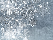 Backgrounds winter Royalty Free Stock Photo
