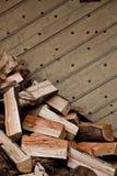 Backgrounds: wood Stock Photo