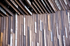 Backgrounds of wood wall Royalty Free Stock Images