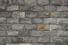 Backgroundx. Building a stone wall background Stock Images