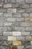 Backgroundx. Building a stone wall background Royalty Free Stock Photo