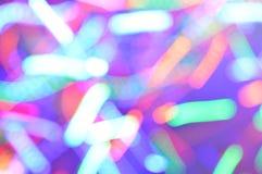 Backgroung нерезкости Colorfull Стоковое Фото