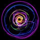Backgroung abstracto con arte del fractal imágenes de archivo libres de regalías