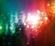 Backgroung abstrato do arco-íris do vetor ilustração do vetor