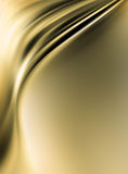 Backgroung del oro Fotos de archivo