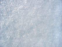 Backgroung della neve Fotografia Stock