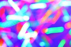 Backgroung do borrão de Colorfull Fotografia de Stock