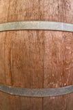 Backgroung en bois de baril Image libre de droits