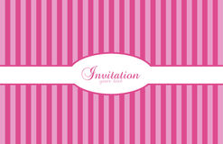 Backgroung invitation Stock Photography