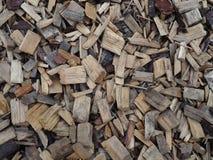 Backgroungd brown garden bark photo. Ideal bark for gardening and house garden design and decoration stock photos