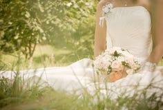 backgrouundbröllop Royaltyfri Foto