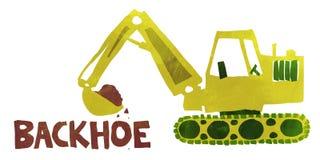 Free Backhoe Stock Images - 47918204