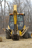 Backhoe Stock Photos