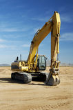 Backhoe 8 Stock Images