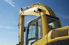 Backhoe 9 Royalty Free Stock Photo