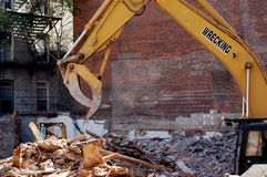 Demolition Stock Image