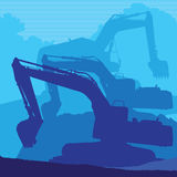 Backhoe Royalty Free Stock Photo