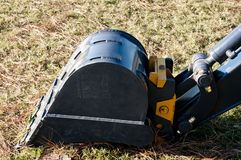 Backhoe Shovel Royalty Free Stock Photo