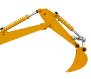 Backhoes Stock Images