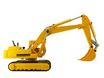 Backhoes Stock Image