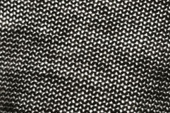 Backlighted cotton texture. Macro photo Stock Photos