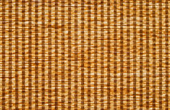 Backlighted wicker pattern of canes and yarns Royalty Free Stock Photo