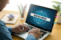 BACKLINKS Stock Photography