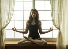 yoga seated pose stock photo image of exercise posture