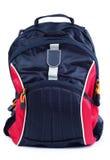 backpack μέτωπο Στοκ Φωτογραφία
