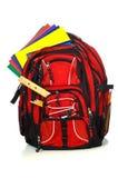 backpack προμήθειες Στοκ φωτογραφίες με δικαίωμα ελεύθερης χρήσης
