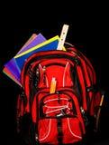 backpack προμήθειες Στοκ φωτογραφία με δικαίωμα ελεύθερης χρήσης