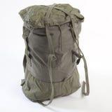 backpack στρατού Στοκ Φωτογραφίες