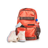 backpack Imagem de Stock Royalty Free