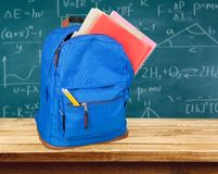 Free Backpack Royalty Free Stock Photo - 62445645