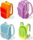 Backpack Cartoon Stock Photos