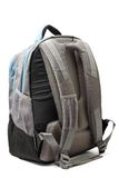 Backpack isolated Stock Image