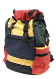 Backpack | Isolated Royalty Free Stock Photography