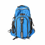 Backpack isolated w/ path Royalty Free Stock Photography