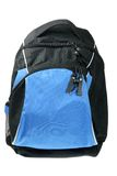 Backpack. On Isolated White Background Royalty Free Stock Images