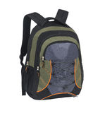 Backpack isolated on white background Royalty Free Stock Photos