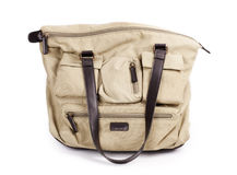 Backpack for loading your necessary stuffs Stock Photography