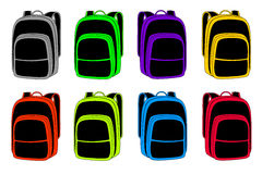 Backpack in the  Royalty Free Stock Photo