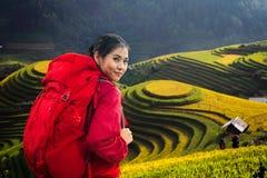 Backpack trip in Mu Cang Chai