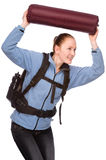 Backpacker Royalty Free Stock Image