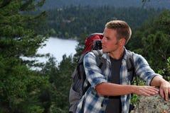 Backpacker Stock Photos
